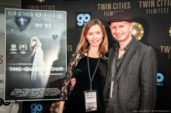 S. Joalland:S. McConville @TwinCitiesFilmFest